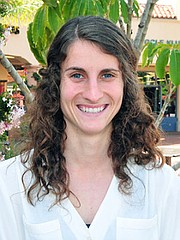 Elysia Mitchell, Westmont Track-and-Field