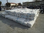 The seized marijuana was worth an estimated $3 million.