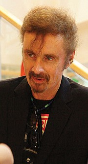 <b>AMERICAN SOUL:</b> T.C. Boyle's 15th novel, <i>The Harder They Come</i>, was released this month