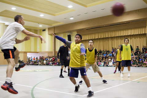 Cardboard Arcade Games Basketball