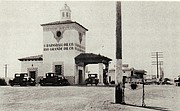 Historic photo of the Barnsdall-Rio Grande station