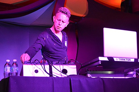 <b>LET'S DANCE:</b>  On June 27, Martin Gore provided an excellently deep, atmospheric house-music deejay set that got my feet moving.