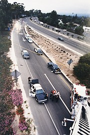 <b>CASE CLOSED: </b> The mystery of Linda Archer's death may never be solved, but this week Santa Barbara police announced they closed the cold case stemming from her murder 18 years ago. Her body was found close to the Castillo Street off-ramp along the 101.