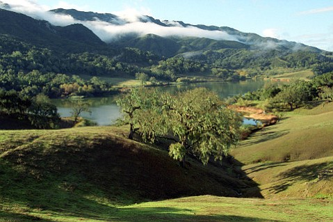 The Alisal Ranch in the Santa Ynez Valley is one of many nearby places to visit away from the Fiesta hordes.