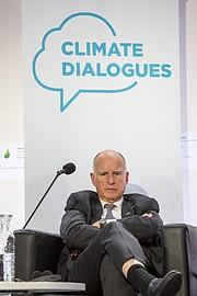 Gov. Jerry Brown at COP21