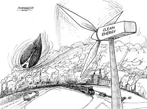Paris Agreement Matters to Santa Barbara