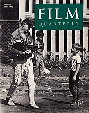 Haskell Wexler's ground-breaking use of documentary-style footage from Chicago's 1968 Democratic Convention snagged him the cover of <em>Film Quarterly.</em>