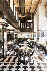 L.A. Chapter restaurant