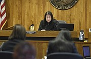 Judge Pauline Maxwell