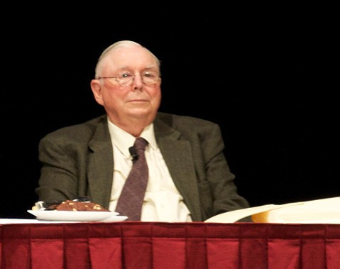 Charlie Munger pledged Wednesday to donate $200 million to UCSB for state-of-the-art student housing.