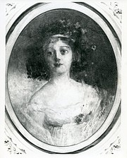 Concha Argüello, as imagined by Lillie V. O'Ryan