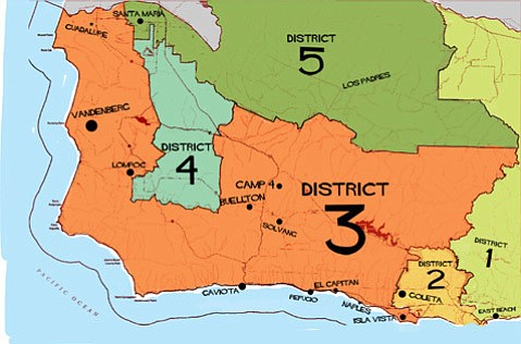 The county's 3rd District supervisor candidates met in Isla Vista on Wednesday for a debate that ranged from the area's potential governing body to fracking.