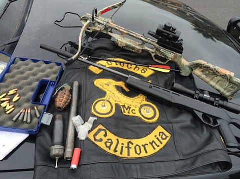 Lompoc Bomb Scare Ends In One Arrest
