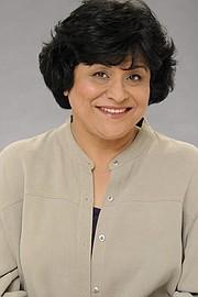 Farhana Sahibzada