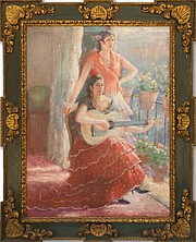 """Granainas - A Gypsy Song"" by J. Barry Greene"