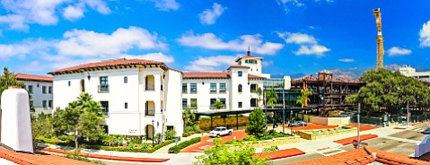 The Cottage hospitals in Santa Barbara and Goleta have received five-star ratings.