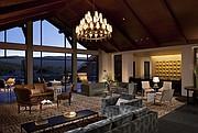 Rosewood lobby