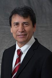 David Bautista took the reins at Adelante Charter School on Monday.
