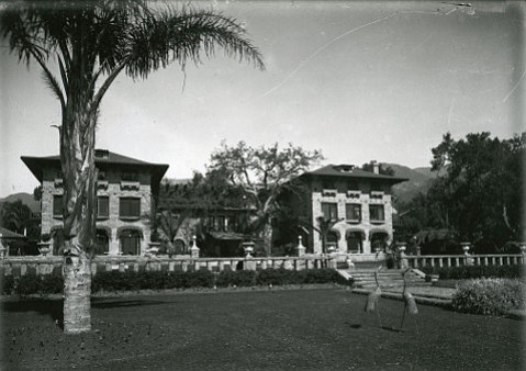 Montecito estate Mira Vista once housed Westmont's women students.