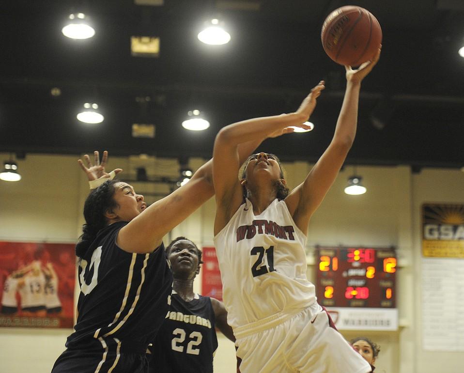 Big Games for Santa Barbara\'s Women Basketballers