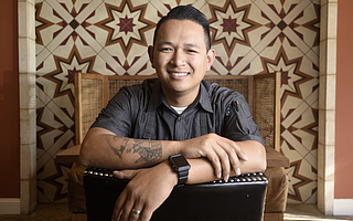 Finch & Fork's Chef Peter Cham is hosting a Cambodian dinner on December 8.