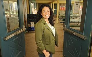 Victoria Juarez Executive Director of Girls Inc. of Carpinteria