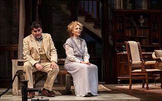 Alfred Molina and Jane Kaczmarek in 'Long Day's Journey into Night'.