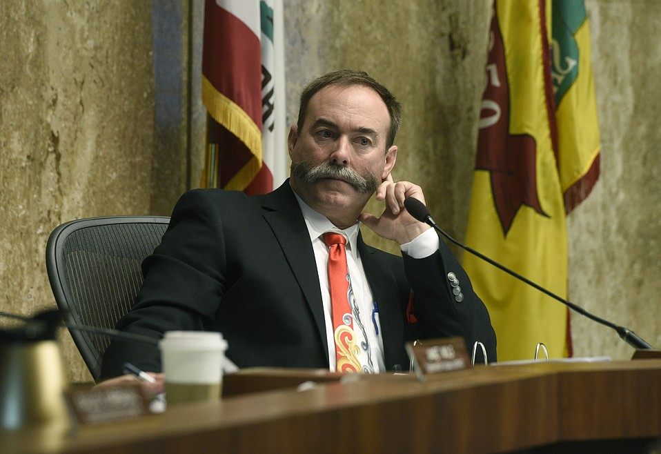 North County farmer and 4th District Supervisor Peter Adam has lauded Trump's controversial immigration plans.