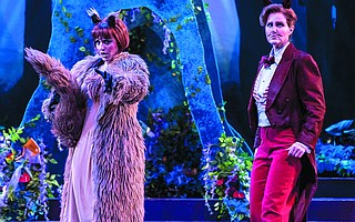 "Opera Santa Barbara - ""The Cunning Little Vixen"" at The Granada Theatre"