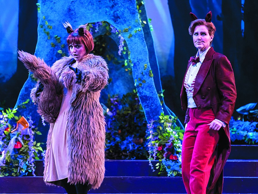 "Opera Santa Barbara - ""The Cunning Little Vixen"" at The Granada Theatre"