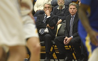 After a few tough seasons, UCSB basketball coach Bob Williams (the school's winningest coach ever, with 313 victories in 19 years) left on a high note with a win over Riverside. He was replaced by Joe Pasternack at the end of the season