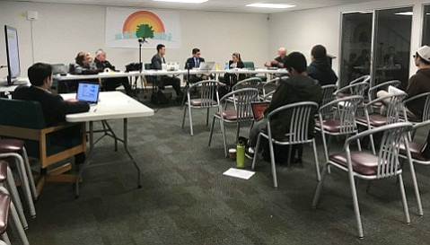 Exhaustive and exhausting debates have marked the first few Isla Vista Community Services District board meetings, with its audience dropping from overflow to single digits.