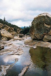 White Ledge is an amazing place, easily one of the most beautiful in all the Los Padres.