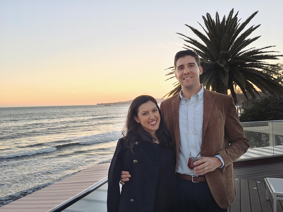 Julian Sanders and Katherine Guzman-Sanders