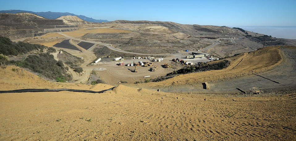 The future of the Tajiguas landfill just got extremely uncertain.