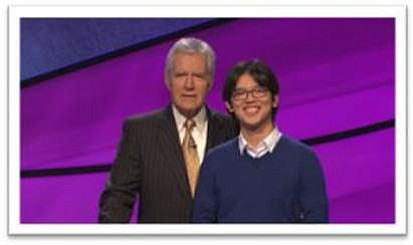 """I think Alex Trebek didn't like me very much. ... He was always chatting with somebody else."""