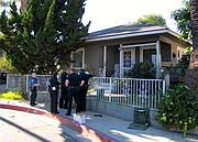 Martinez's house on Dibblee Avenue