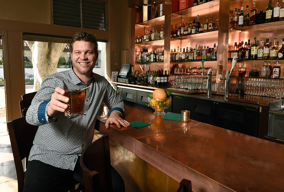 The Sportsman and Whiskey Richards co-owner Phil Wright, along with wife Kourtney, has opened a new bar in the old Hungry Cat space.