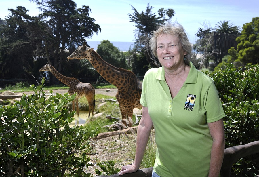 Nancy McToldridge, Director of the Santa Barbara Zoo