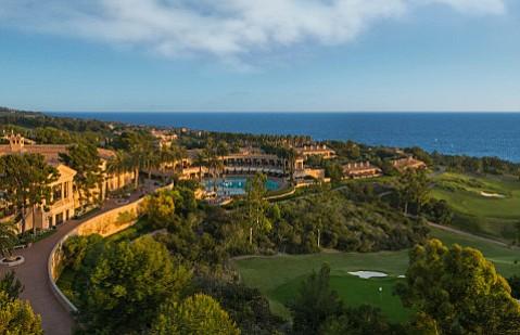 Pelican Hill resort in Newport Beach