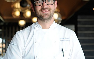 Chef Vincent Lesage