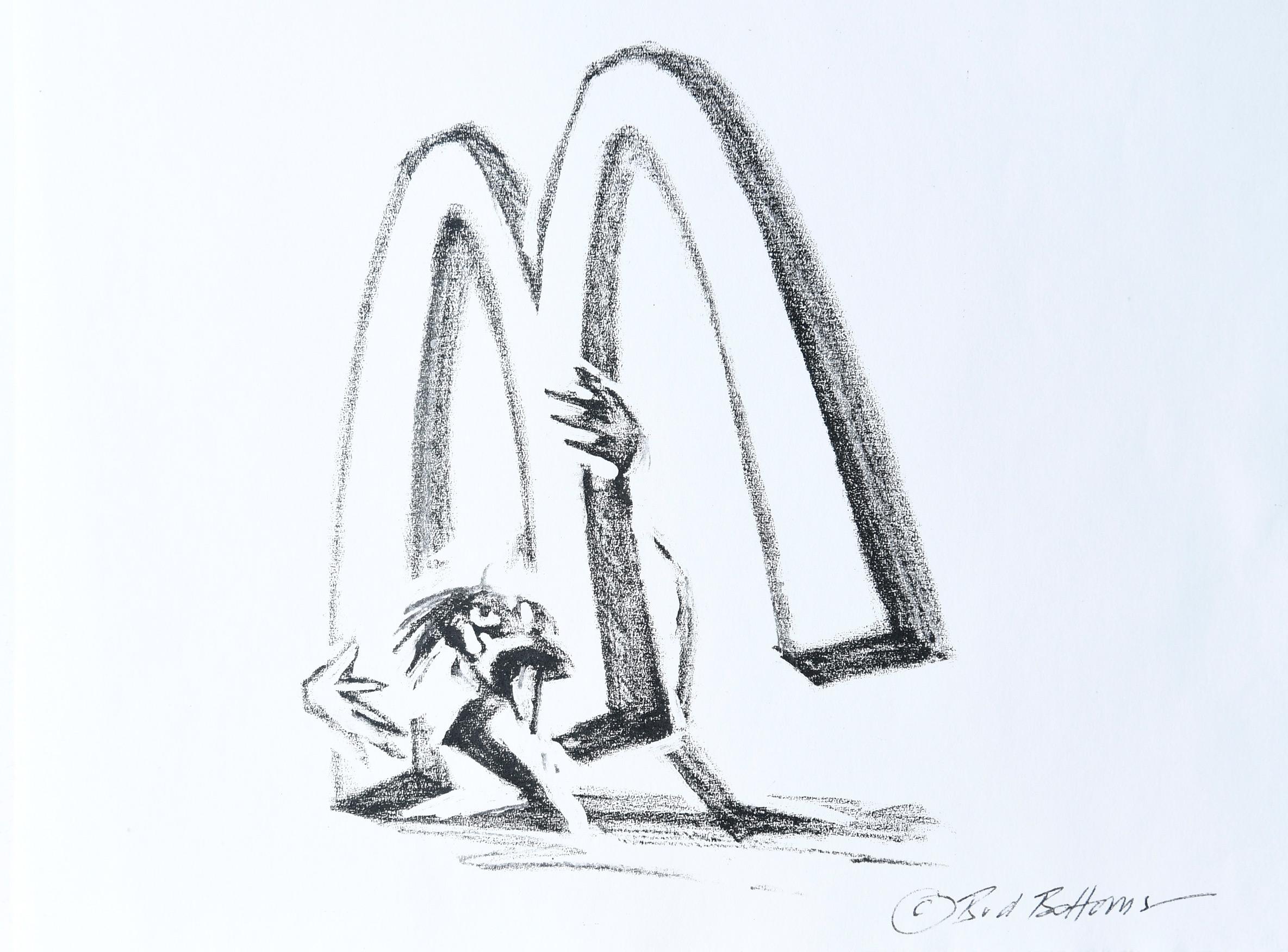 Was the McDonald\'s Logo Made in Santa Barbara?