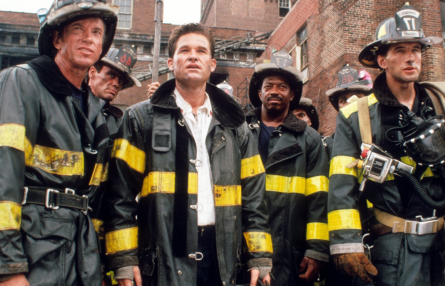 Billy Baldwin Announces Backdraft Sequel