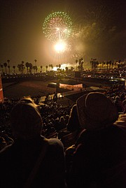 The New York Philharmonic at SBCC's La Playa Stadium