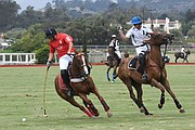 Polo players converged on the Santa Barbara Polo & Racquet Club in Summerland in August
