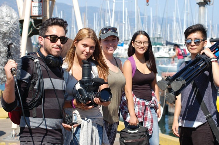 UCSB's Blue Horizons filmmakers