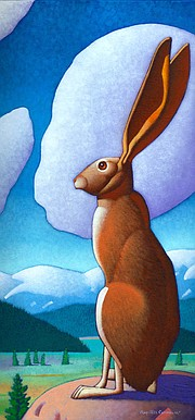"""Jackrabbit Peak"" by Ray-Mel Cornelius"