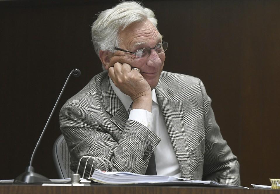 Councilmember Frank Hotchkiss