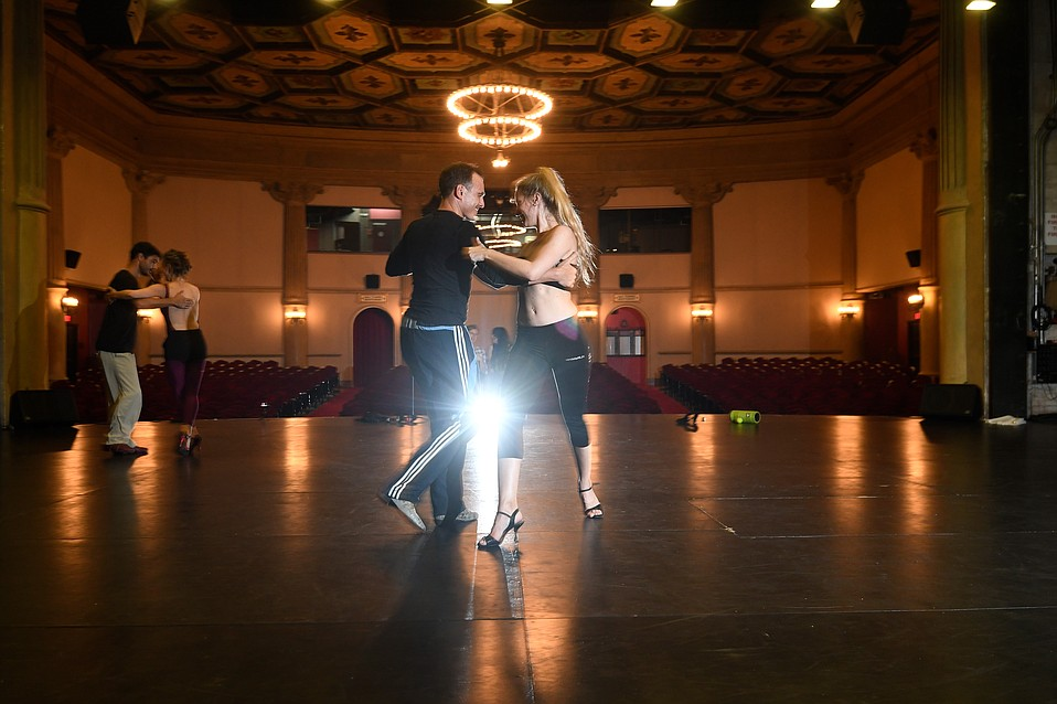 Choreographers Kate Weare and Esteban Moreno combining their talents for 2017's DANCEWorks at the Lobero Theatre