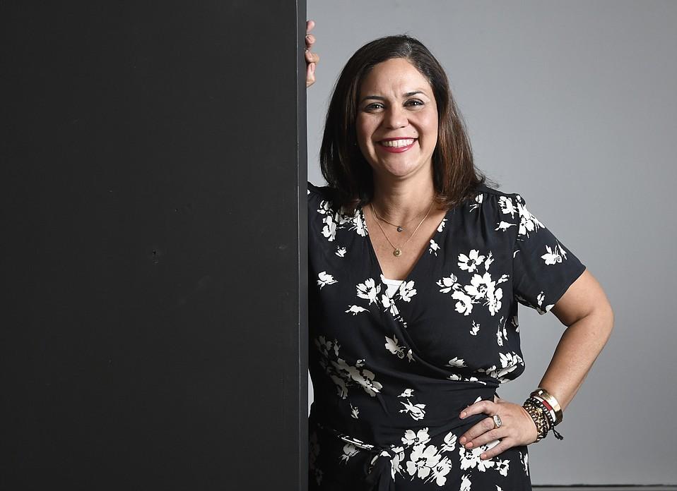 Director of MCA Santa Barbara Mikki Garcia